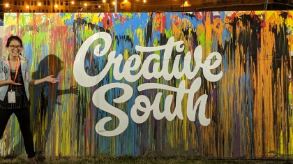 Ceindy at Creative South
