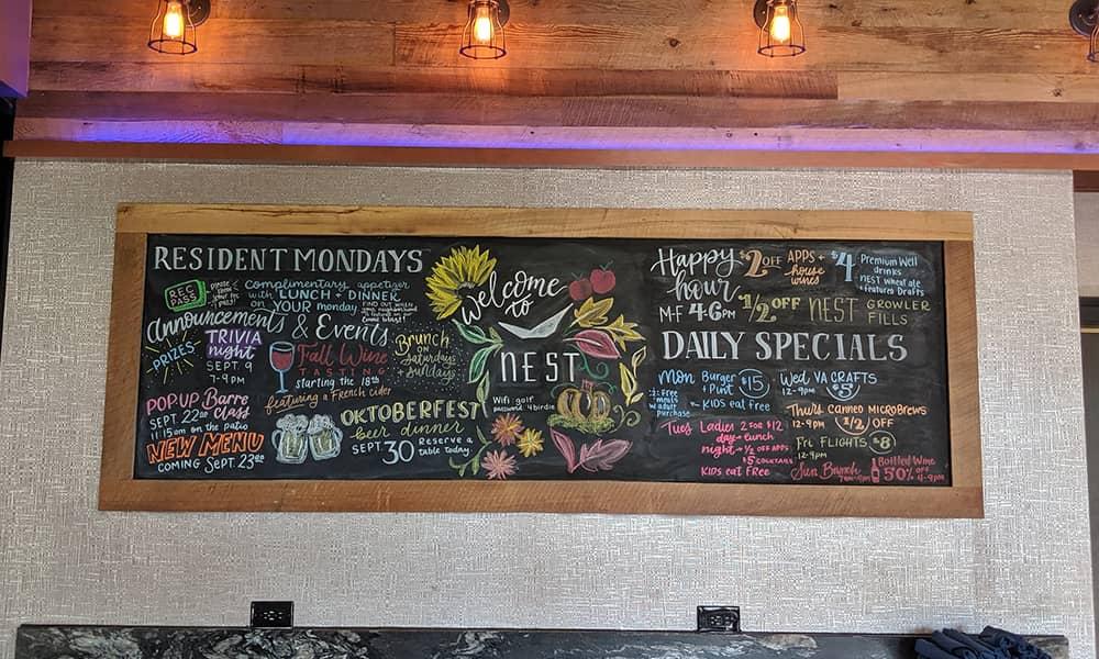 CeindyDoodles Chalkboard NEST Sept