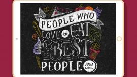 Julia Childs Quote Thumbnail